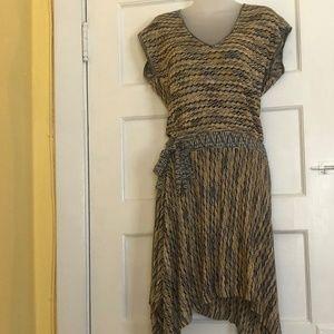 Knit BCBGG MaxAzria dress.